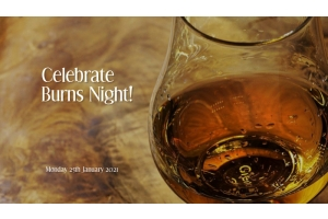 Celebrate Burns Night at home!