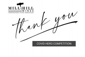 covid hero competition