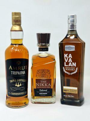 Asian Whisky Tasting Thursday 21st October 2021