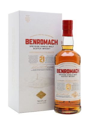 Benromach 21 Year Old Single Malt Whisky
