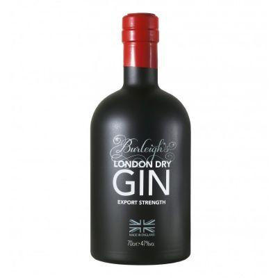 Burleighs Export Strength Gin 70cl 47%
