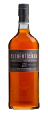Auchentoshan Three Wood Lowland 70cl 43%