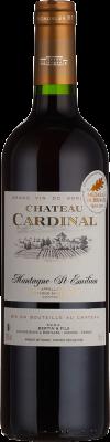Château Cardinal, Montagne-Saint-Émilion 2016
