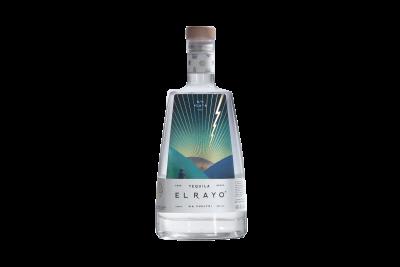 El Rayo Plata Tequila 70cl