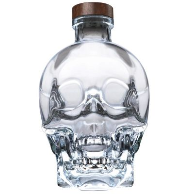 Crystal Head Vodka Gift Set with 4 Glasses
