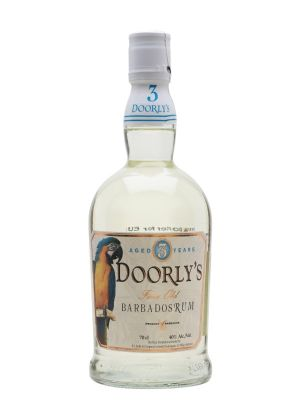 Doorlys 3 Year Old Rum 70cl 40%