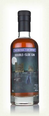 Double-Sloe Gin - Whittaker's Gin (That Boutique-y Gin Co) 50cl