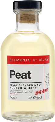 Pure Peat Islay - Elements 50cl 45%