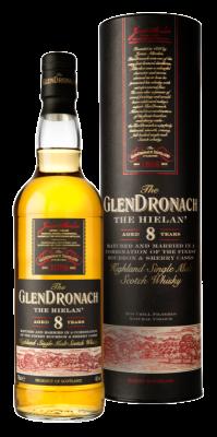 The Glendronach 8YO The Hielan