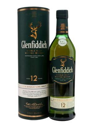 Glenfiddich 12 yo Speyside 700ml-40%
