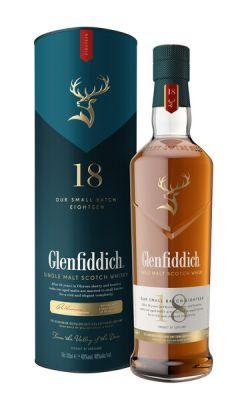 Glenfiddich 18YO Speyside 70cl 40%