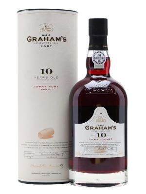 Grahams 10 Year Old Tawny Port 75cl 20%