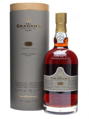 Grahams 40 Year Old Tawny Port 75cl 20%