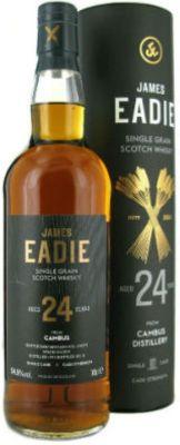 James Eadie Cambus 24 Year Old Single Grain 54.9%