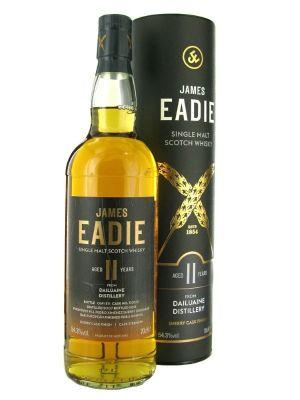 James Eadie Dailuaine 11 Year Old 54.3%