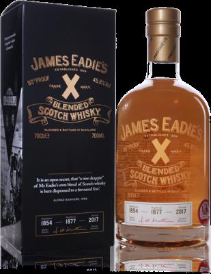 James Eadie Trademark X