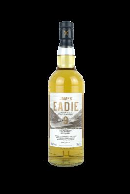 James Eadie Miltonduff 9YO - 1st Fill Bourbon