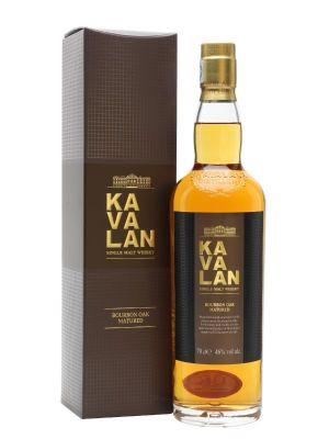 Kavalan Bourbon Oak 70cl 46%