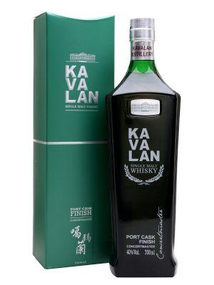 Kavalan Port Finish 40% 70cl