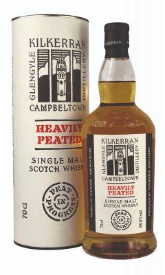 Kilkerran Heavily Peated Batch 4 58.6%