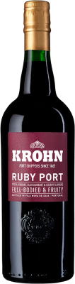 Krohn Ambassador Ruby Port Half Bottle 375ml