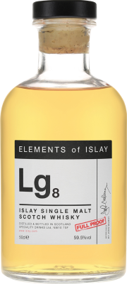Elements Lg8 50cl 59.5%