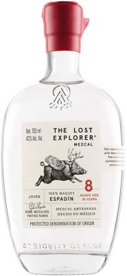 The Lost Explorer Mezcal - Espadín