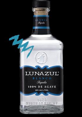 Lunazul Blanco Tequila 70cl