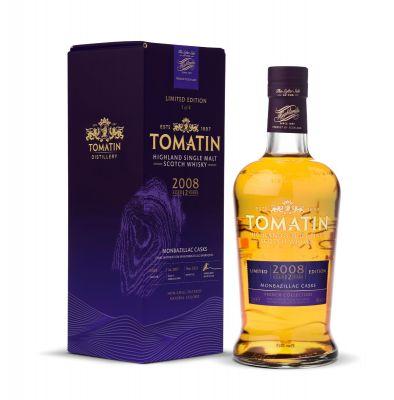 Tomatin French Trio Monbazzilac Finish Single Malt Whisky