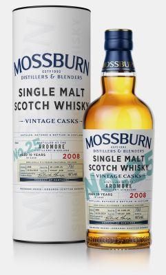 Mossburn Whisky No25 Ardmore 10YO