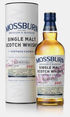 Mossburn Whisky No26 Glenrothes 11YO