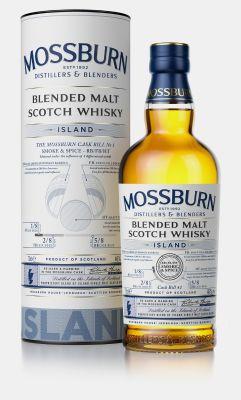Mossburn Whisky Island Blended Malt 70cl