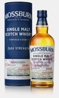 Mossburn Whisky No16 Mannochmore 56.1%