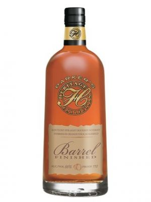 Parkers Heritage Barrel Finished 12th Edition 55% 750ML