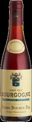 Pierre Bourée Bourgogne Pinot Noir (37.5cl) 2017