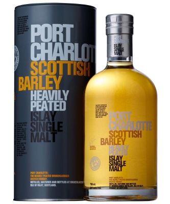 Port Charlotte Scottish Barley 70cl 50%