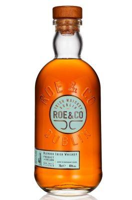 Roe & Co Blended Irish Whiskey 70cl