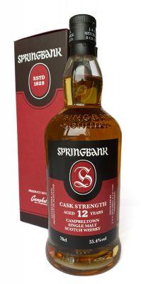 Springbank 12YO Cask Strength 2021