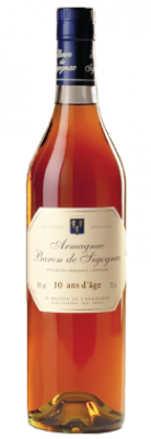 Baron de Sigognac Armagnac 10 yo 700ml-40%
