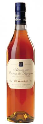 Baron de Sigognac Armagnac 20 yo 700ml-40%