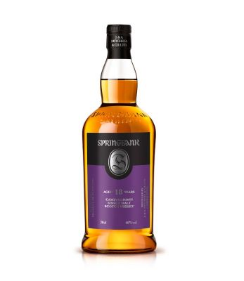 Springbank 18 Year Old 2019 release