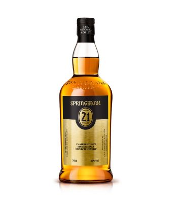Springbank 21 Year Old 70cl 46%