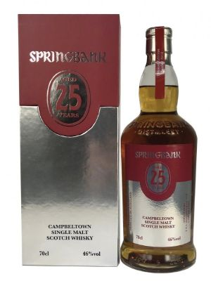 Springbank 25 Y/O 46%