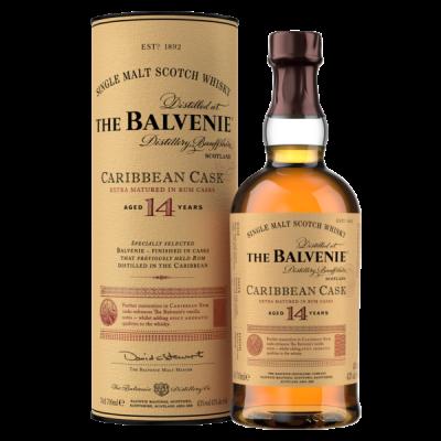 Balvenie Caribbean Cask 14 Year Old 70cl 43.%