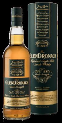 The GlenDronach Cask Strength Batch 8, 61%vol