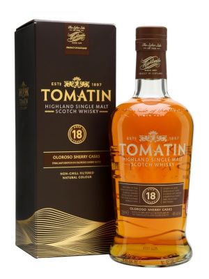 Tomatin 18 Year Old 70cl 46%