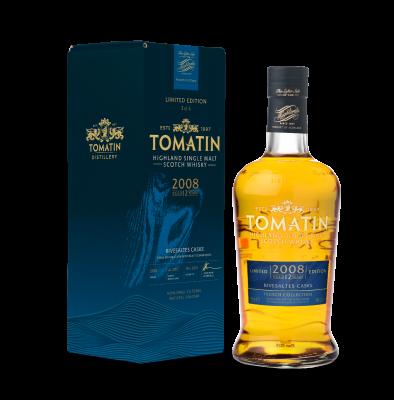 Tomatin French Trio Rivesaltes Finish Single Malt Whisky