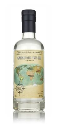 7 Continents Gin (That Boutique-y Gin Co) 50cl
