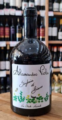 Alessandro Viola Sinfonia Di Bianco - Orange Wine 2019