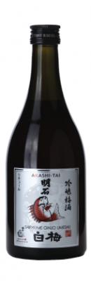 Akashi Tai Shiraume Umeshu 500ml-14%